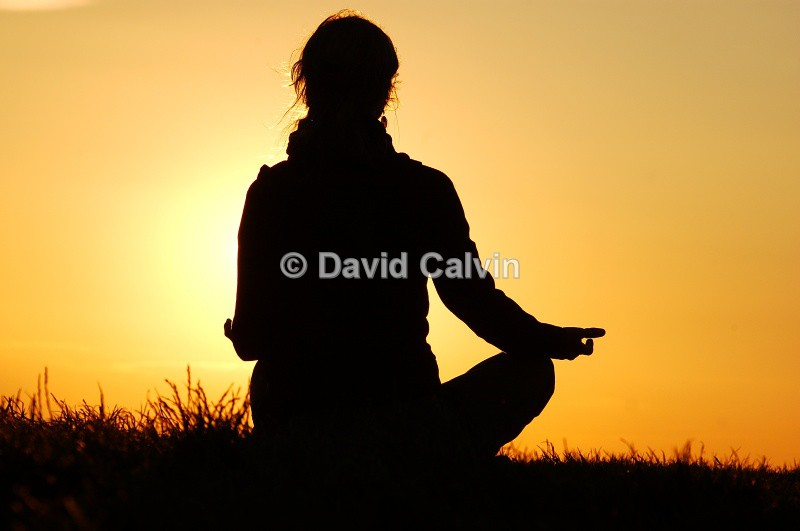 Meditation - Glastonbury Tor