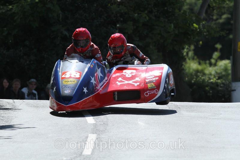 IMG_2324 - Sidecar Race 2 - TT 2013