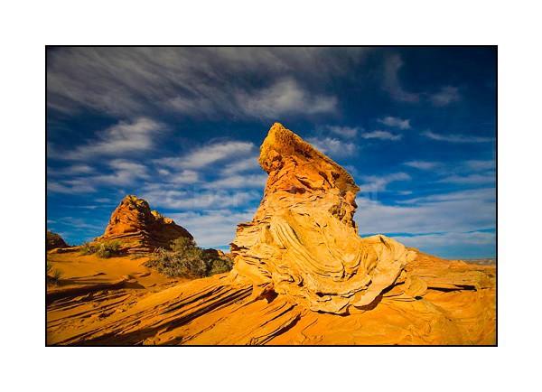 Molten Rock - Arizona