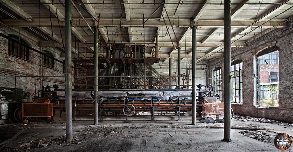 Scranton Lace Company (Scranton, PA) | Abandoned America