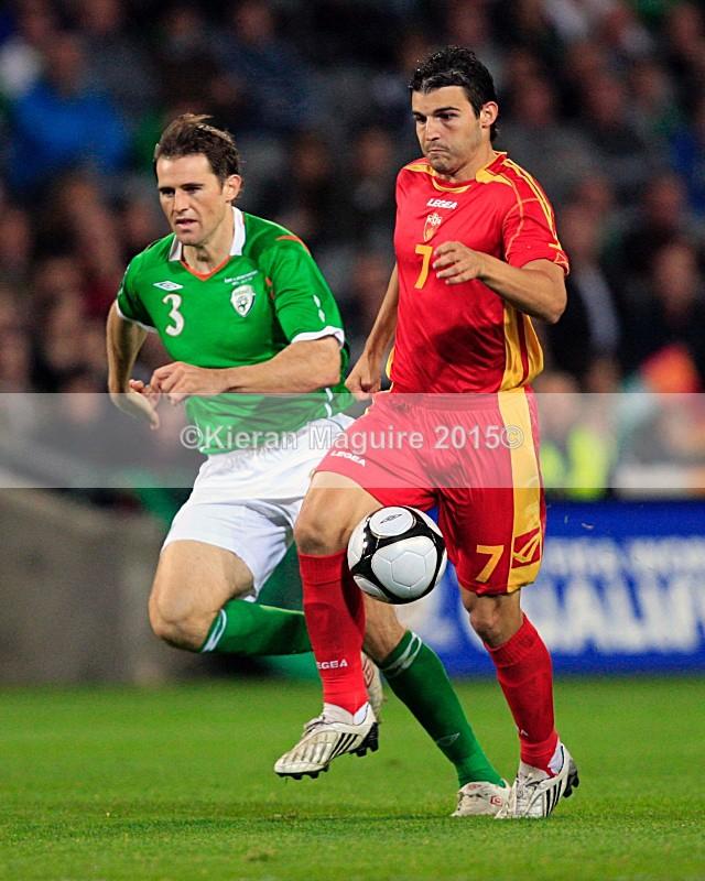 _MGN8891 - FIFA World Cup Qualifer Republic of Ireland v Montenegro 14/10/09