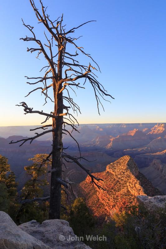 Grandview Point Sunset - Arizona