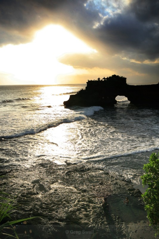 Tanahlot Coast - Bali's South Coast