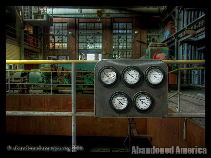 Municipal Electric (Hagerstown, MD) | Dials - Municipal Electric Light Plant