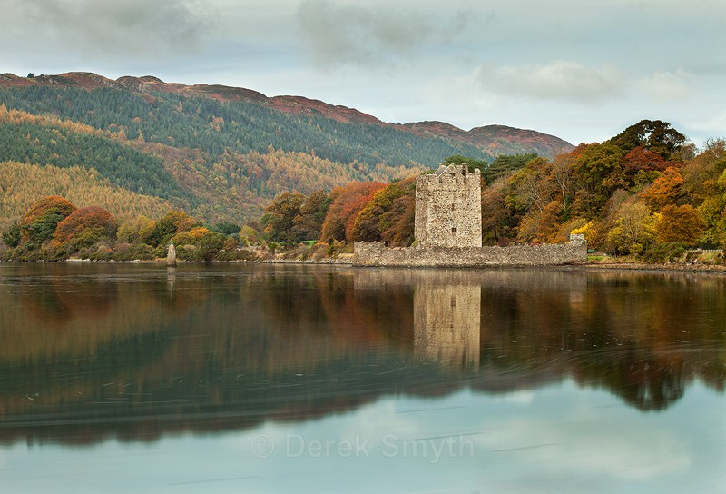 Narrow Water Keep & Castle By Derek Smyth Photography