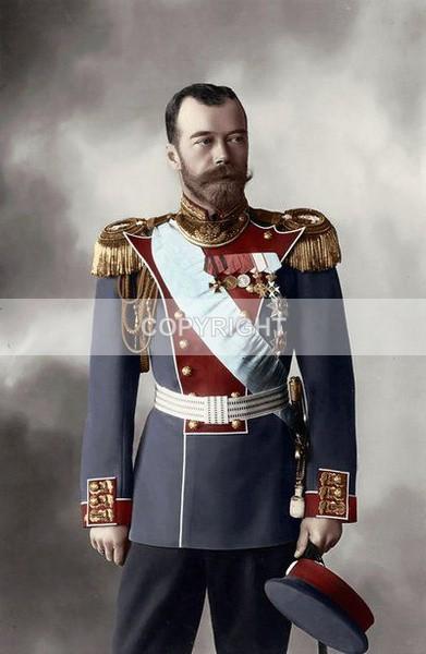Nickolas II - Royal Family of Russia