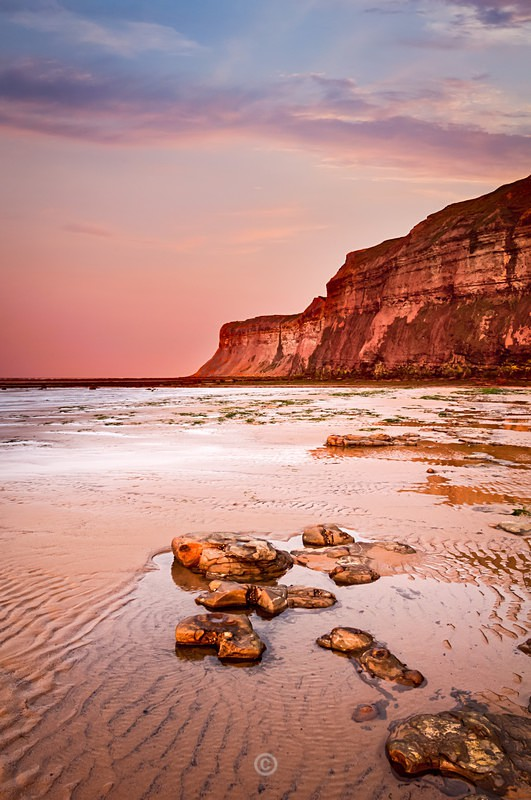 Saltburn-by-the-Sea - North-East England