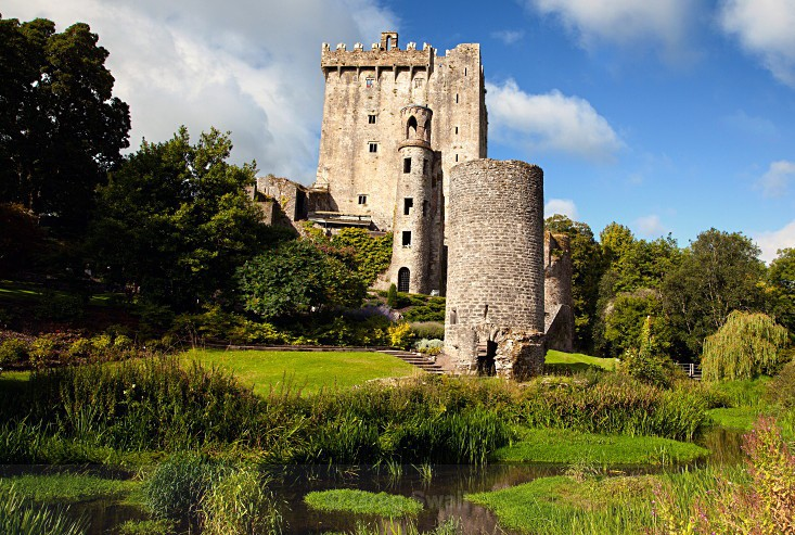Blarney Castle (NFS) - Landscapes of Ireland - The History