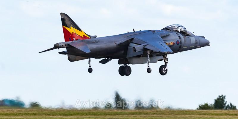 Harrier GR9, 4 Squadron_1969 - Modern Military