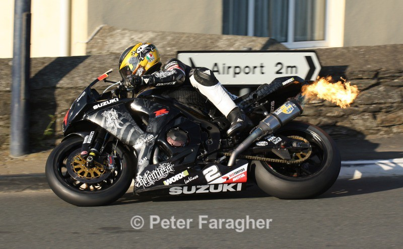 Guy Martin - Southern 100 Road Races