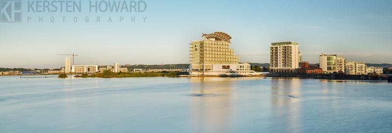 Bay Dawn - Cardiff Bay - Wales