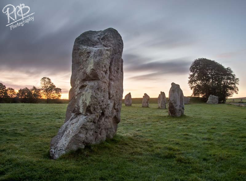 Avebury Morning - Avebury