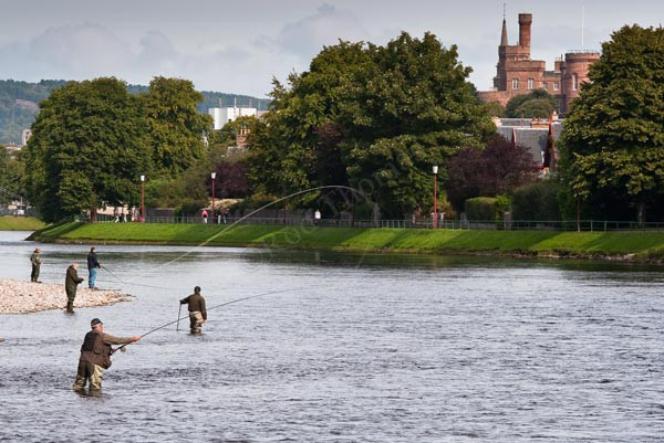 Fishing in Inverness - Landscape