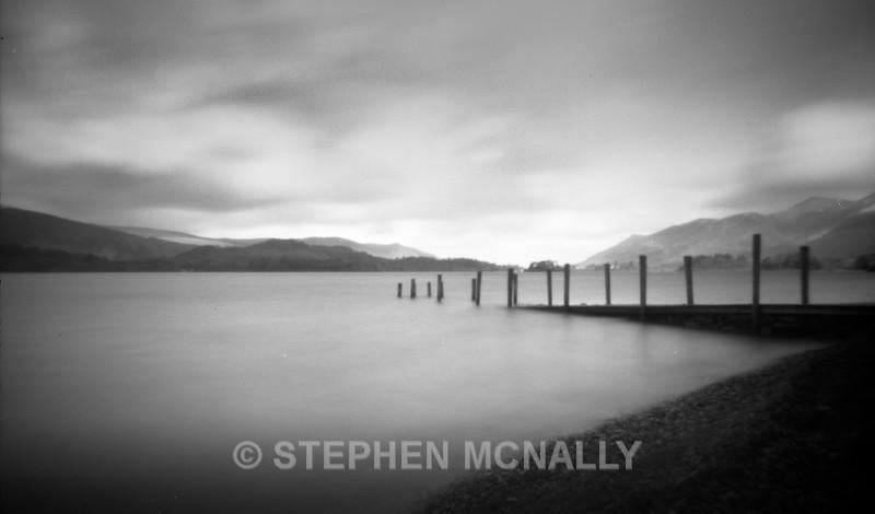 ashness jetty - Pinhole Photography