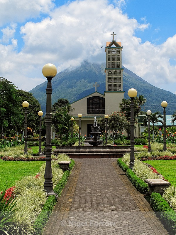 La Fortuna and Arenal Volcano, Costa Rica - Costa Rica