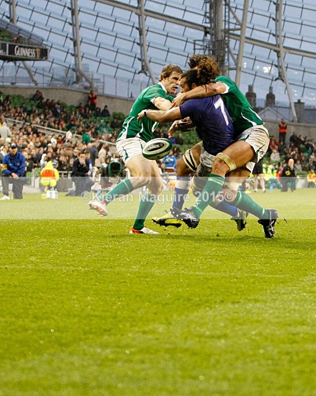 _I2H5998 - Ireland v Samoa - Guinness Series - Aviva Stadium - Dublin - 13/11/2010 Ireland 20 v 10 Samoa