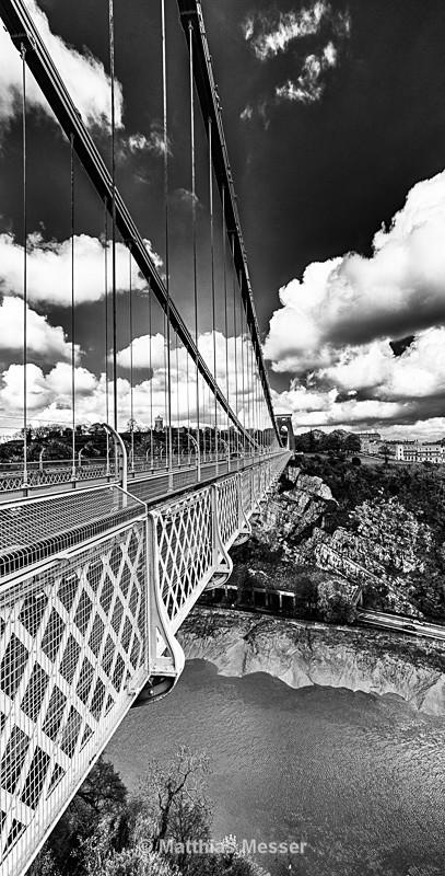 Clifton Suspension Bridge - Landscapes