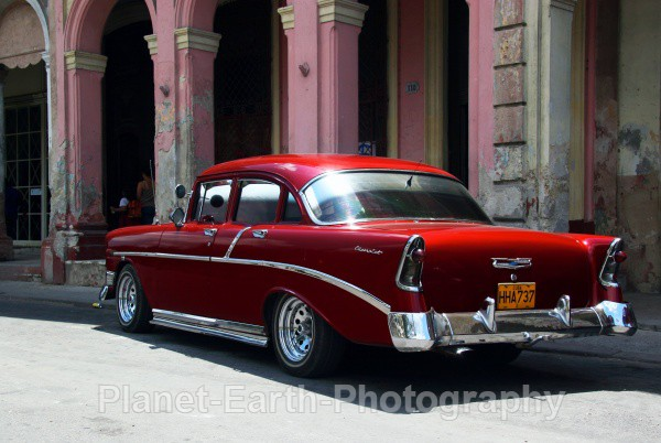 Havana Car 2 - Cuba