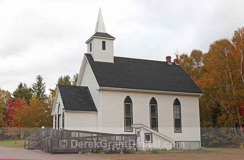 Stoney Creek United Baptist Church New Brunswick Canada - Churches of New Brunswick