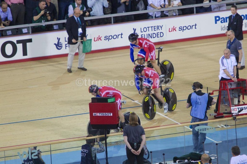 WCC-174 - World Cup Cycling Olympic Velodrome