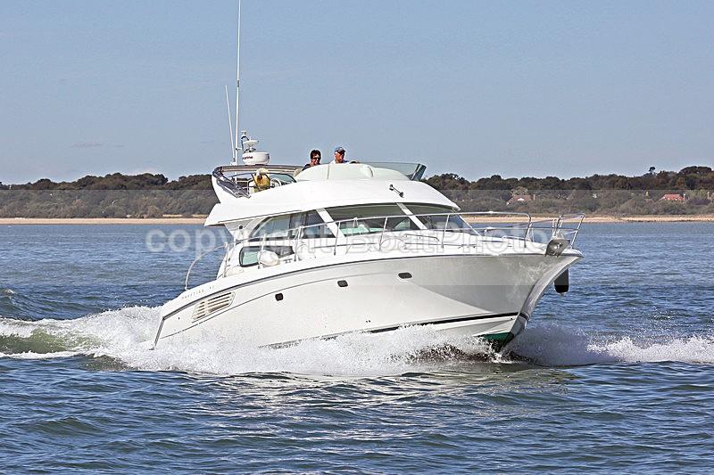160826 MARIANNA - PRESTIGE 42 Y92A6206 - FRIDAY 26th August - Hamble to Yarmouth