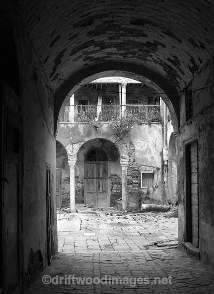 Cartagena Arch - Central America