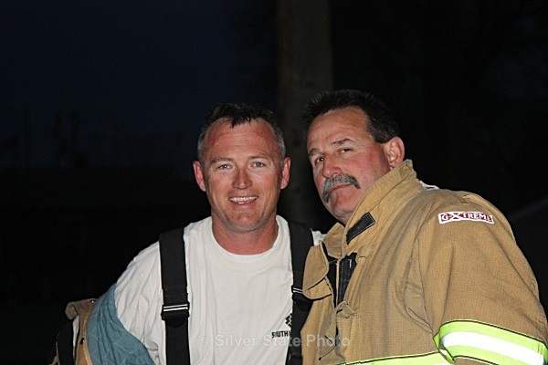 Mike and Scotty - Fallon/Churchill Fire Department