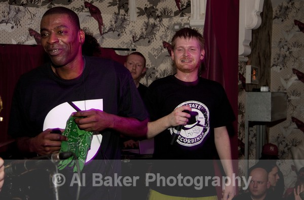 106 - Skittles 'Poor With £100 Trainers' launch 05.03.12