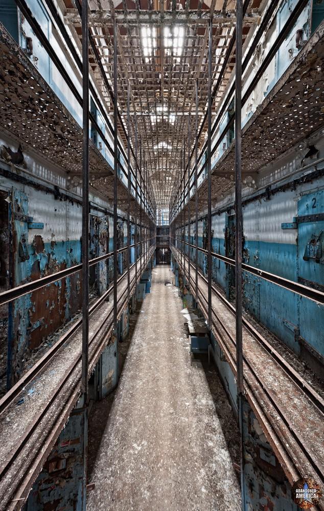 Piranesi Prison* | Abandoned America