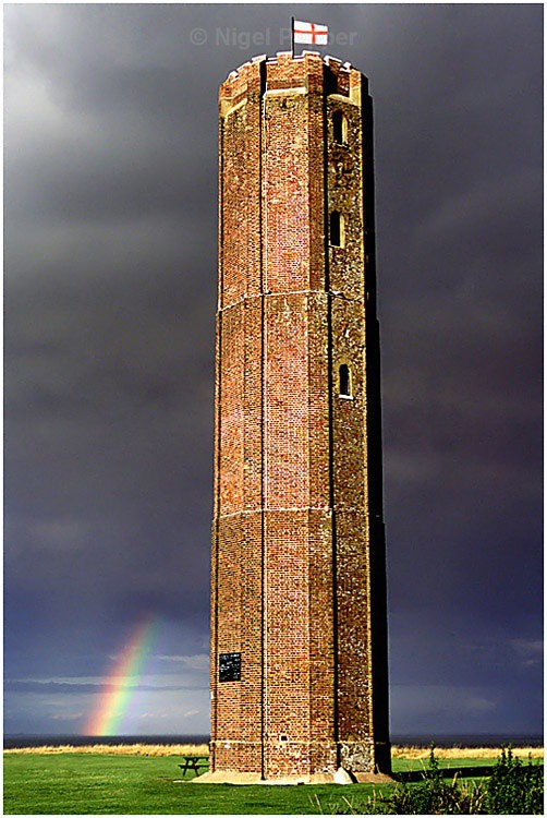 Storm Clearing Tower - Naze Tower
