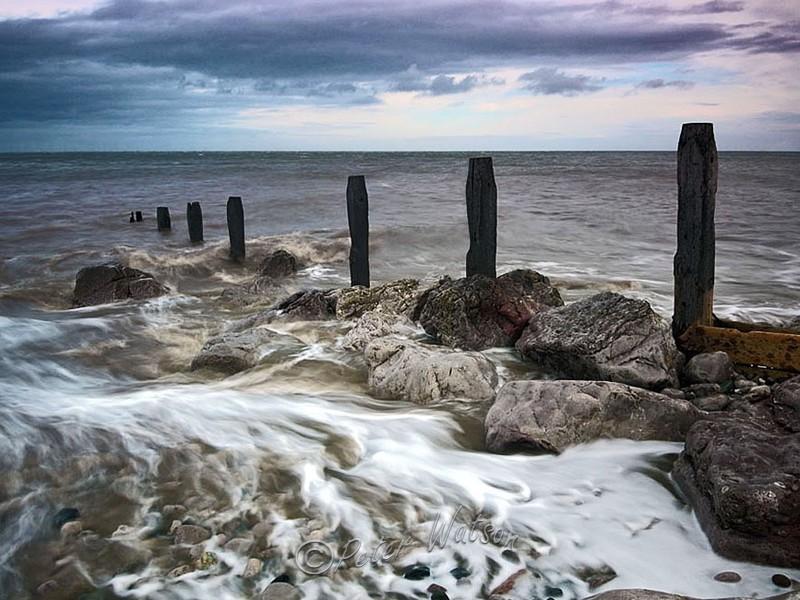 Llandulas Clwyd North Wales - Seascapes
