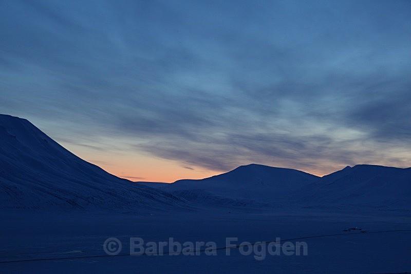 Eskerdalen 3025 - The daylight returns