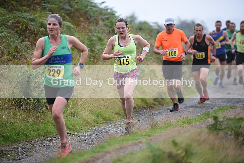 BOR_6329 - Round Latrigg Fell Race Wednesday 16th August 2017