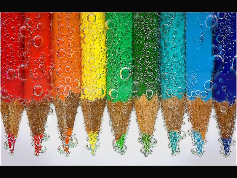Crayons - 2010