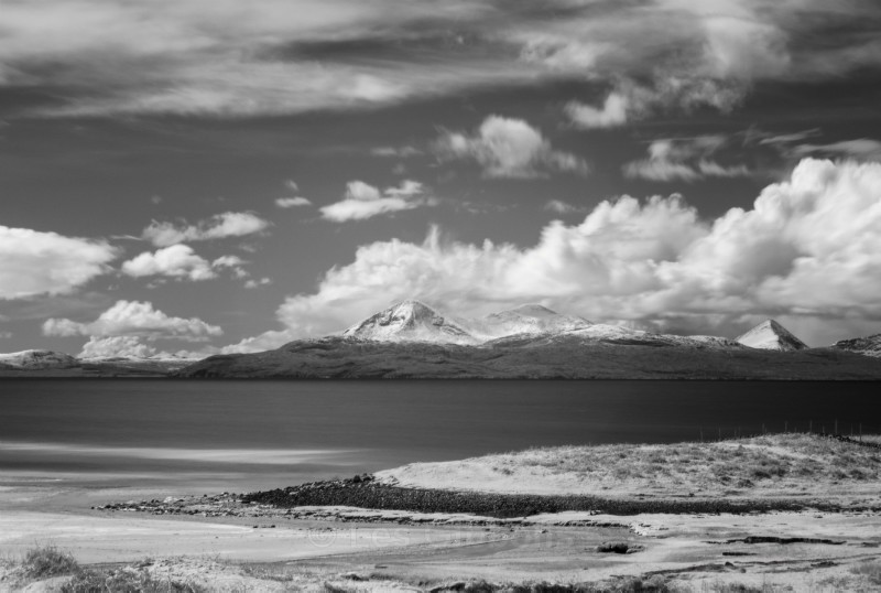 toward Skyye - Highlands and Islands
