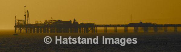 Brighton Pier - places