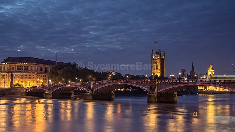 Lambeth Bridge - Cityscape Gallery
