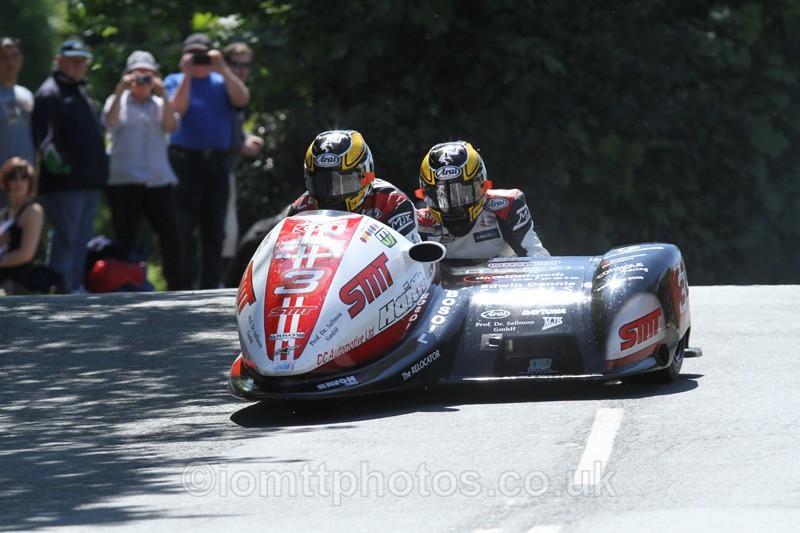 IMG_2278 - Sidecar Race 2 - TT 2013