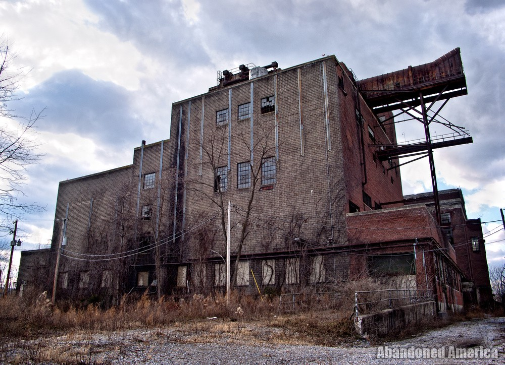 Crawford Power Station | all of my best friends get torn down - Crawford Power Station