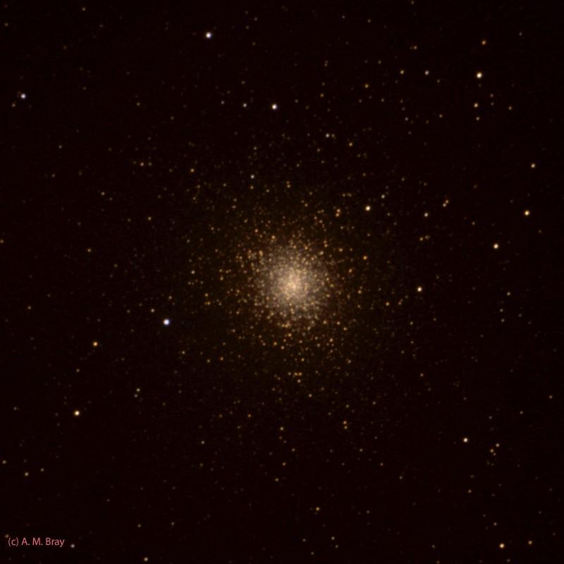 NGC2808 in Carina - Globular Star Clusters