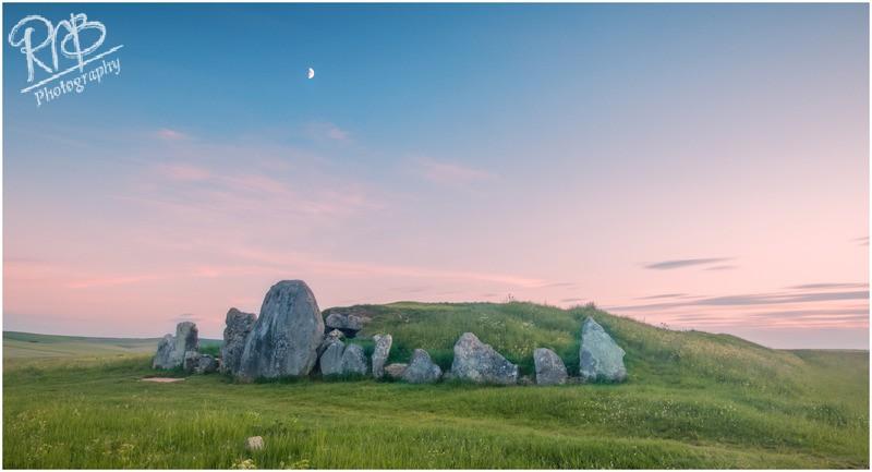 West Kennett Long Barrow - Recent Landscape Images