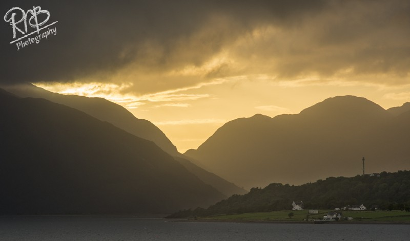 Balhuilish Light - Other UK Landscapes