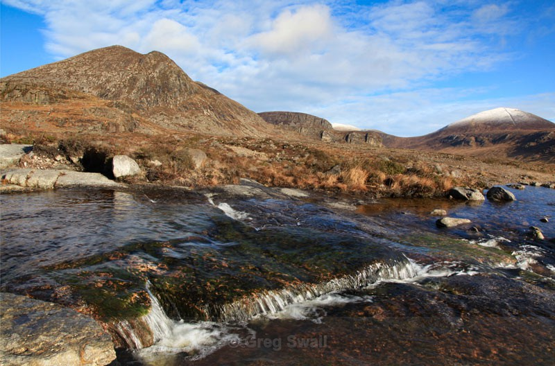 Flooded Path - The Mourne Mountains (Spring,Summer and Autumn)