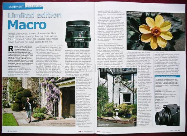 Macro photography - Photography (Non-Leica)