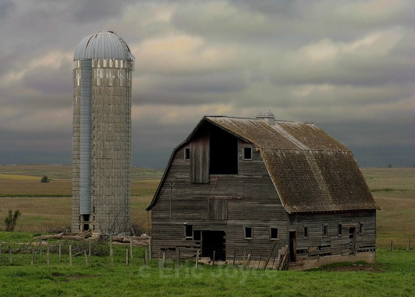 Lincoln County Barn (vanished) - Barns & Remnants