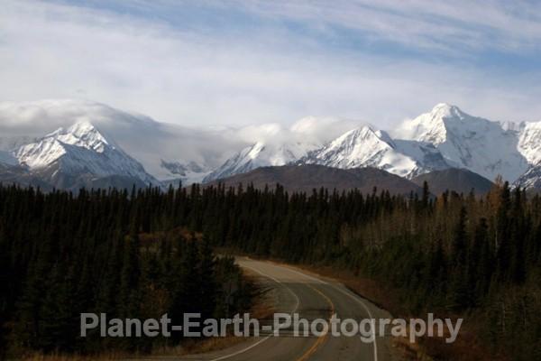 Road To Anchorage - Alaska & Canada
