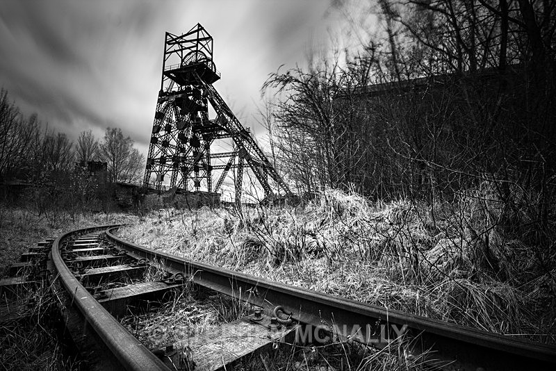Colliery - Industrial /urban