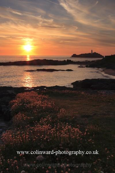Godrevy Island. Ref 5407 - Cornwall