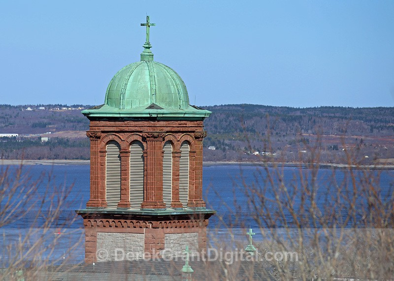 Our Lady of the Assumption Catholic Church Saint John NB - Churches of New Brunswick