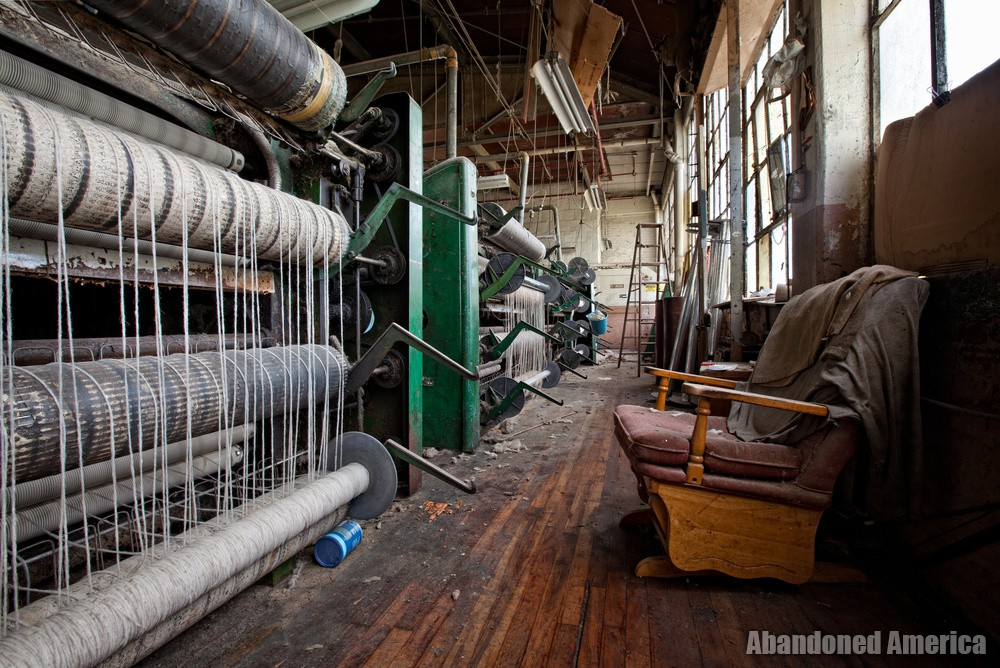 Wilde Yarn Mill (Manayunk, PA) | Break Time - Wilde Yarn Mill